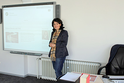 Zehra lehrt