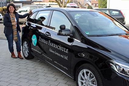 Zehras Fahrschulauto